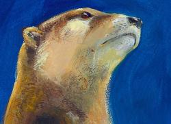 161106_c_Otter-Gouache-Detail